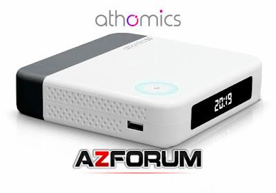 Atualização Athomics S3 V1.0.9 - 25/06/2019