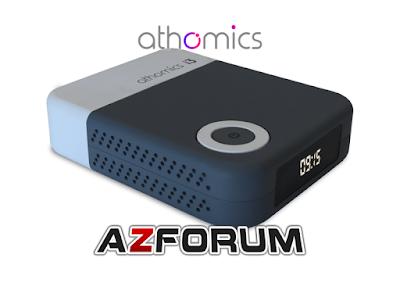 Atualização Athomics i3 V1.3.4 - 26/06/2019