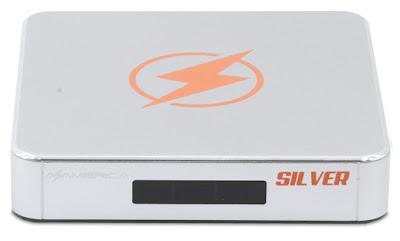 Atualização Azamerica Silver Streaming - 19/06/2019