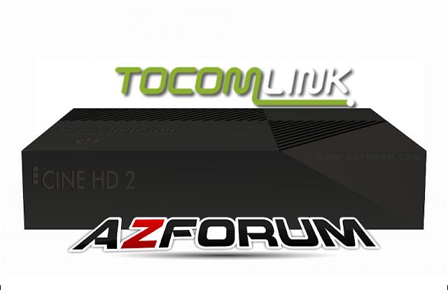 Atualização Tocomlink Cine HD 2 V1.33 - 18/06/2019