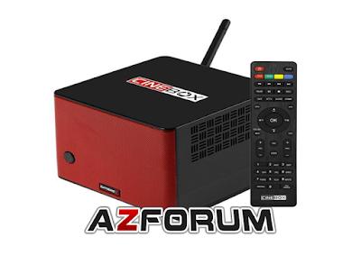 Atualização Cinebox Extremo Z V1.1 - 20/06/2019