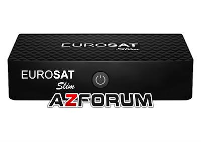 Atualização Eurosat Slim V1.17 - 25/06/2019