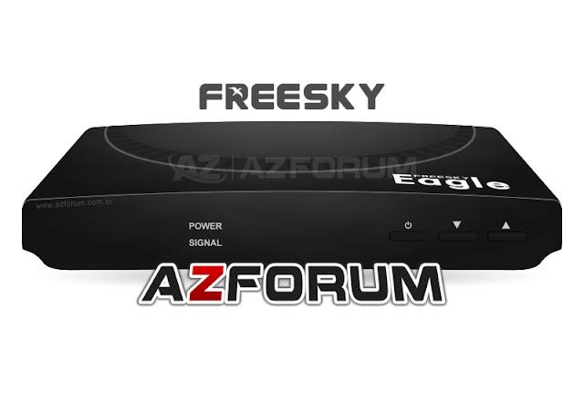 Atualização Freesky Eagle V1.09.20626 - 18/06/2019