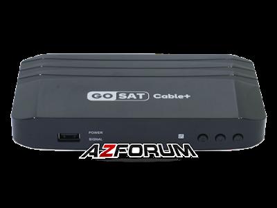Atualização Gosat Cable + Plus V1.27 - 13/06/2019