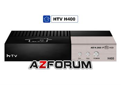 Atualização HTV H400 - 21/06/2019