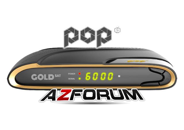 Primeira Atualização Pop TV Gold Sat V1.23 - 29/06/2019