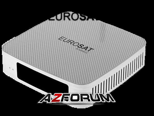 Atualização Eurosat HD ACM V1.76 - 25/06/2019