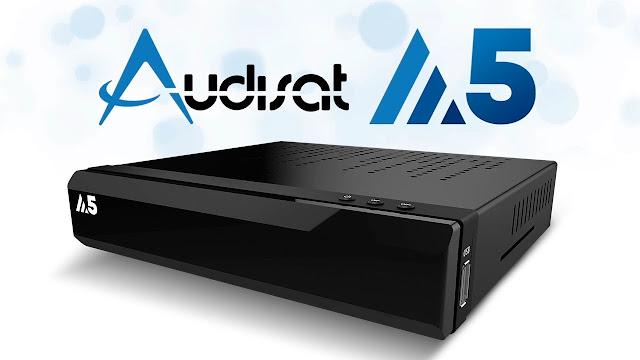 Atualização Audisat A5/ A5 Plus V.1.4.06 - 02/07/2019