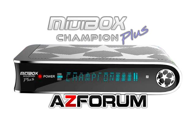 Atualização Miuibox Champion Plus V1.38 - 24//09/2019