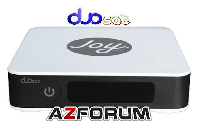 Atualização Duosat Joy HD V1.0.6 - 25/11/2019