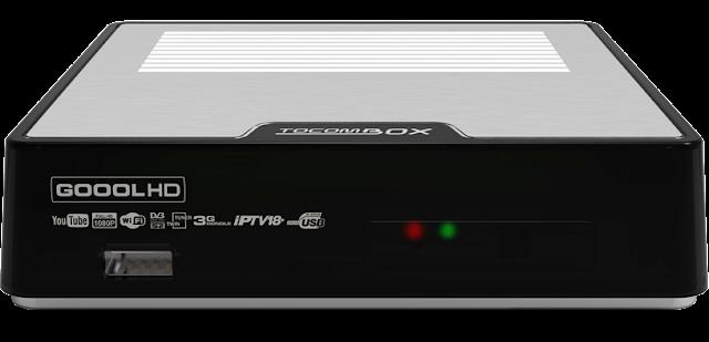 Atualização Tocombox Goool HD V3.52 - 12/11/2019
