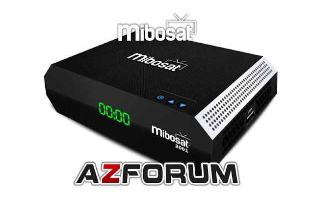 Atualização Mibosat 2001 V2.0.9 - 20/11/2019