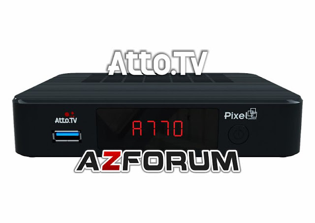 Atualização Atto Pixel Premium V210 - 28/11/2019