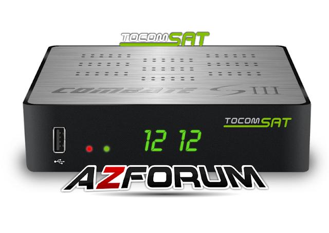 Atualização Tocomsat Combate S 3 V1.12 - 13/11/2019