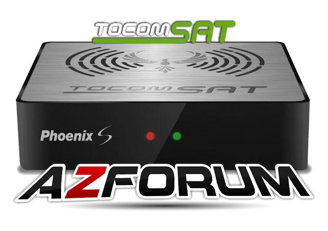 Atualização Tocomsat Phoenix S V1.26 - 13/11/2019
