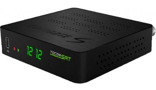 Atualização Tocomsat Combate S HD V1.93 - 02/12/2019