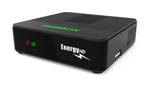 Atualização Tocombox Energy HD V1.62 - 02/12/2019