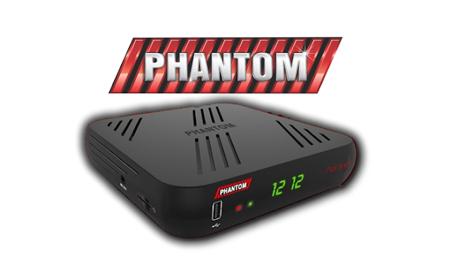 Atualização Phantom Arena V1.93 - 03/12/2019