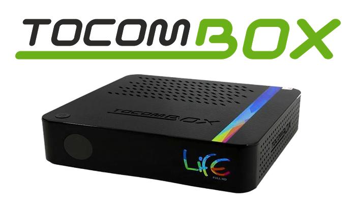 Atualização Tocombox Life HD V4.87 - 02/12/2019