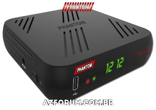 Atualização Phantom Arena V1.97 - 25/06/2020