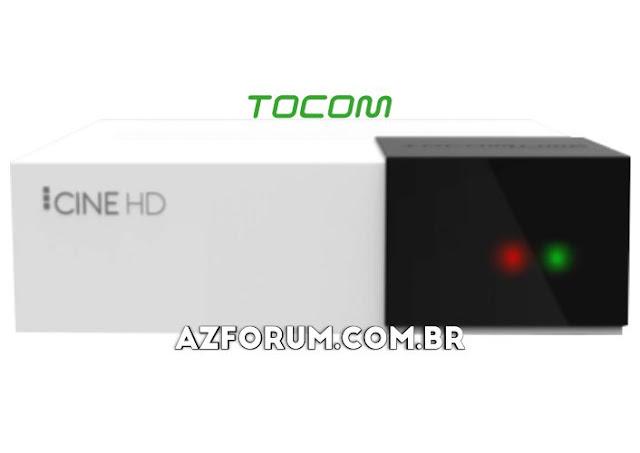 Atualização Tocomlink Cine HD V1.58 - 25/06/2020