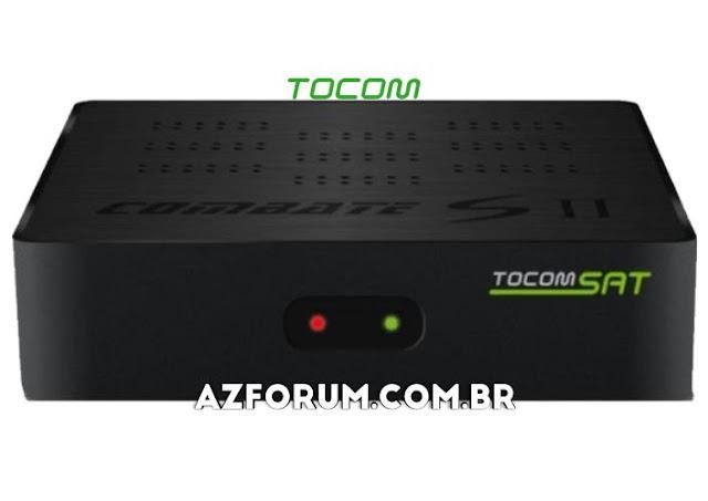 Atualização Tocomsat Combate S 2 V1.39 - 25/06/2020