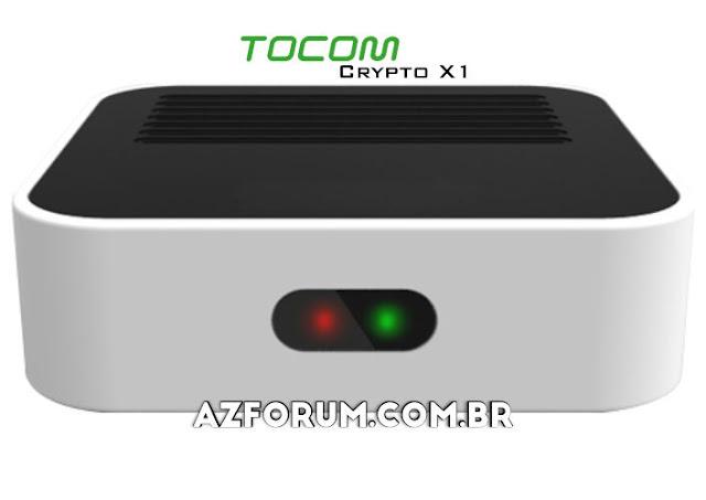 Atualização Tocomlink Crypto X1 V1.29 - 23/06/2020