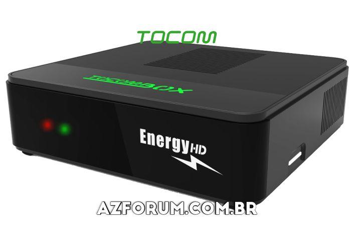 Atualização Tocombox Energy HD V1.68 - 25/06/2020