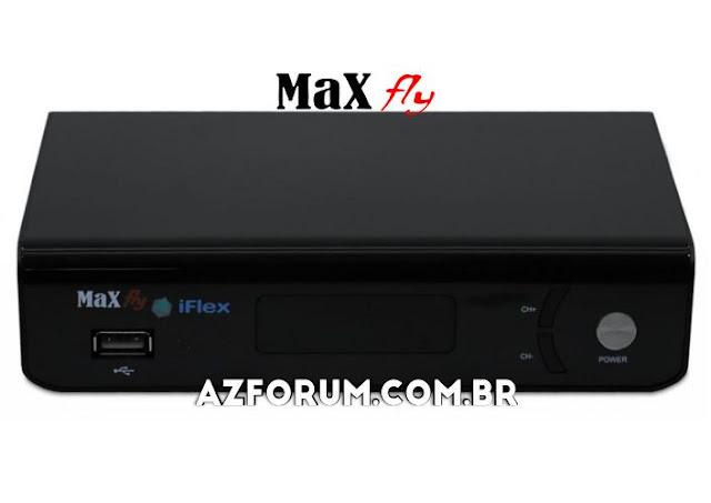 Atualização Maxfly iflex V3.312 - 26/06/2020