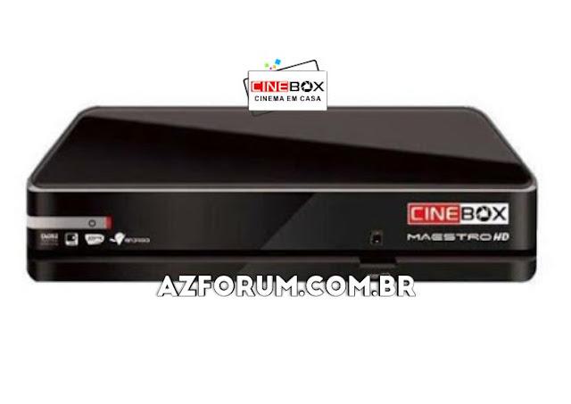 Atualização Cinebox Maestro HD V4.65.3 - 24/06/2020