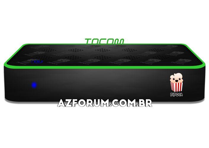 Atualização Tocomlink Pipoca HD V1.39 - 30/06/2020