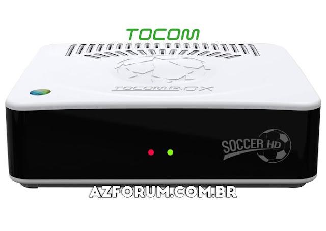 Atualização Tocombox Soccer HD V1.32 - 25/06/2020
