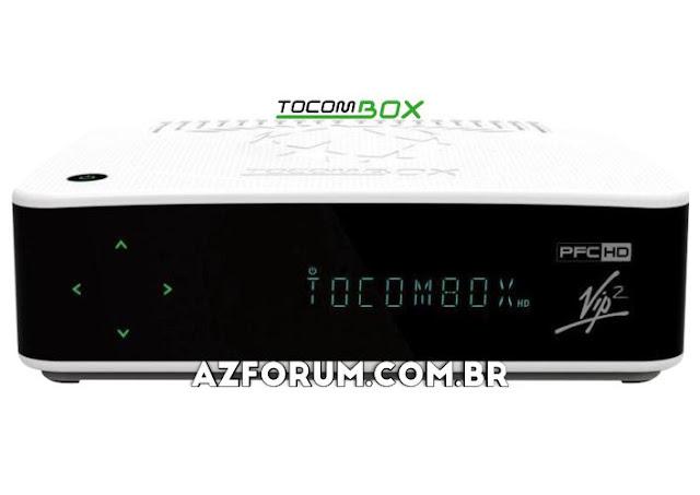 Atualização Tocombox PFC HD VIP 2 V1.55 - 25/06/2020
