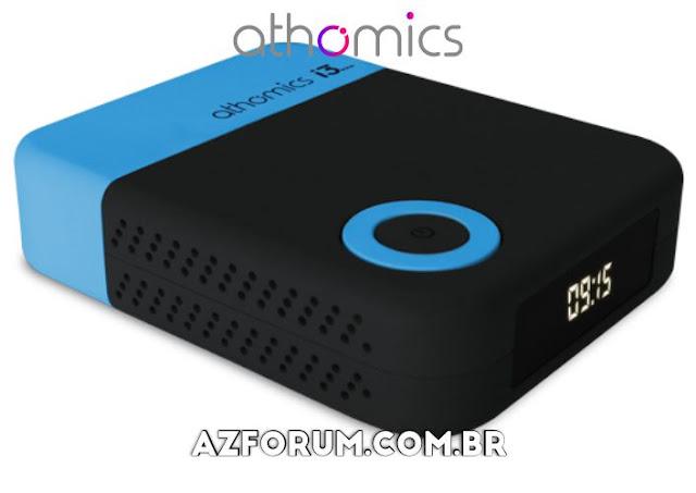 Atualização Athomics i3 Bold V1.2.4 - 20/07/2020