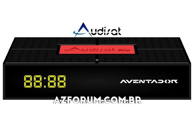 Atualização Audisat K30 V.2.0.54 - 27/07/2020