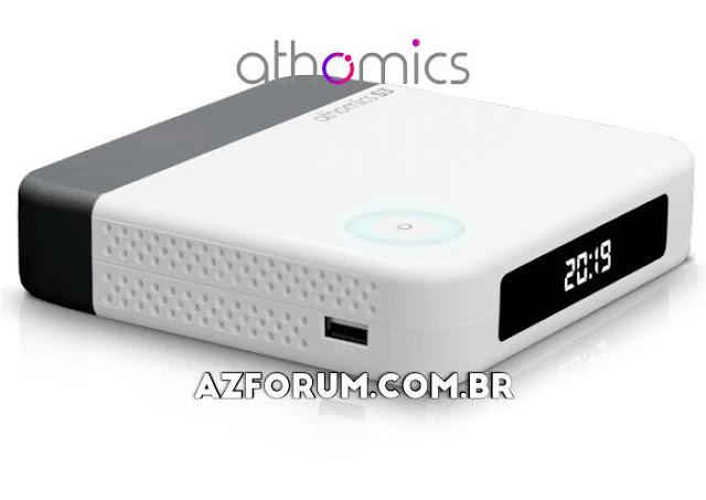 Atualização Athomics S3 V1.3.1 - 20/07/2020