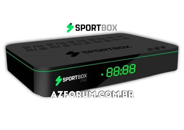 Atualização Sportbox One V1.0.17 - 27/07/2020