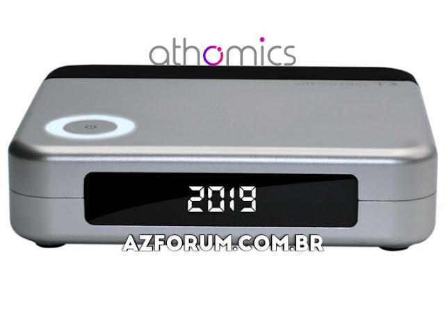 Atualização Athomics T3 V1.2.9 - 20/07/2020