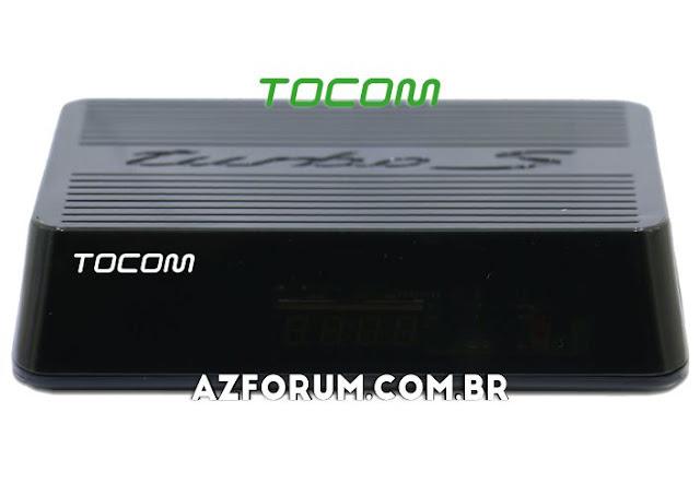 Atualização Tocom Turbo S 2 V1.006 - 24/07/2020