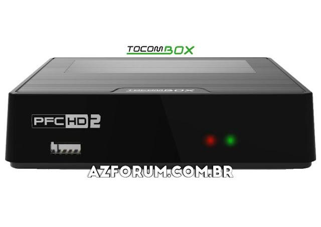 Atualização Tocombox PFC HD 2 V1.63 - 24/07/2020