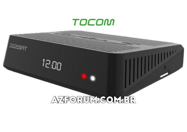 Atualização Tocomsat Turbo S V1.33 - 24/07/2020