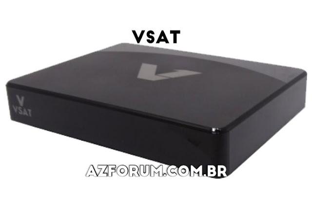 Atualização Vsat V1/Vsat V+ - 27/07/2020