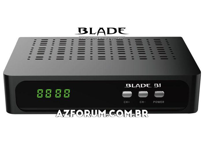 Primeira Atualização Blade B1 V2.64.2 - 27/07/2020