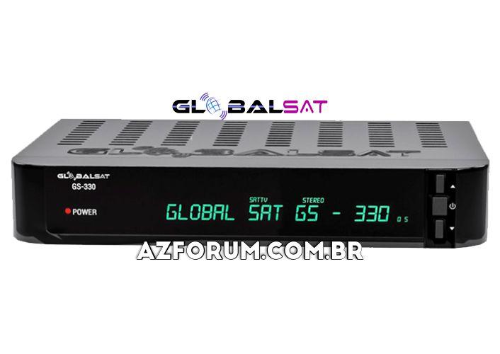 Atualização Globalsat GS 330 HD V4.20 - 29/07/2020