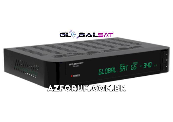 Atualização Globalsat GS 340 HD V4.20 - 29/07/2020