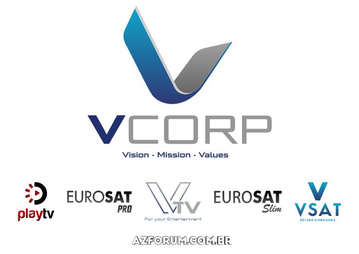 Vcorp - Receptores e Streaming