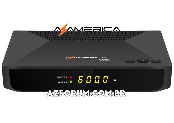 Atualização Azamerica Beats V1.24 - 26/08/2020