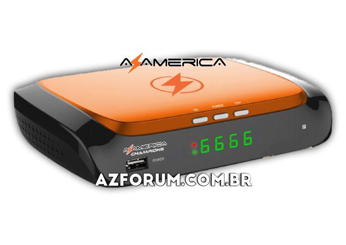 Atualização Azamerica Champions V1.46 - 26/08/2020