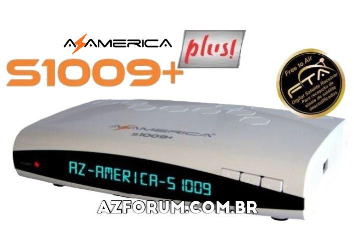 Atualização Azamerica S1009 + Plus V1.51 - 26/08/2020
