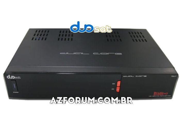 Atualização Duosat Blade HD Dual Core V2.00 - 14/08/2020